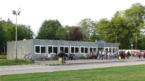 Nieuw clubgebouw in 2009