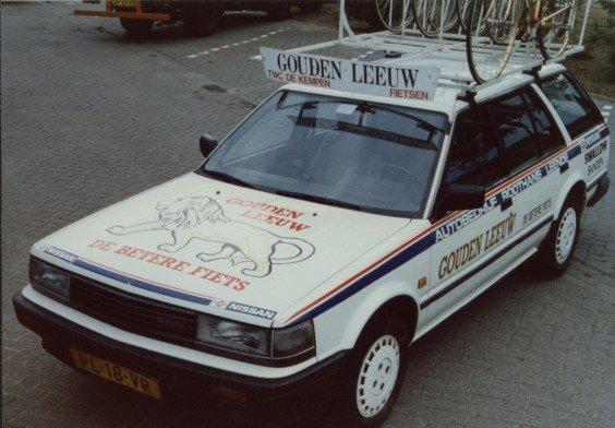 Ploegleiderswagen TWC de Kempen 1992