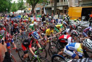 NK wielrennen Hoorn 2013