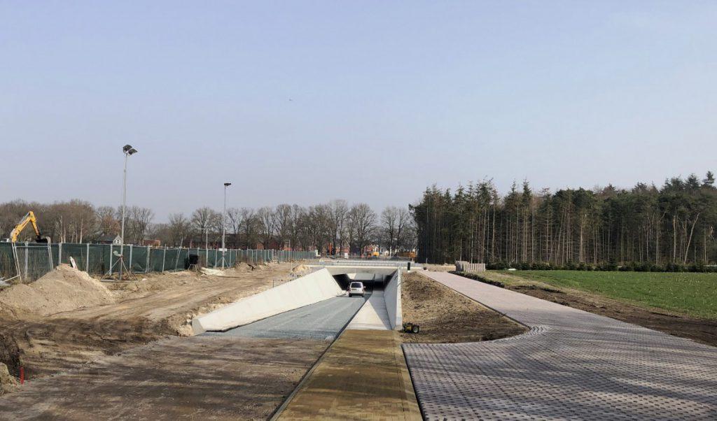 Tunnel Mgr Smetsstraat 3 maart 2021