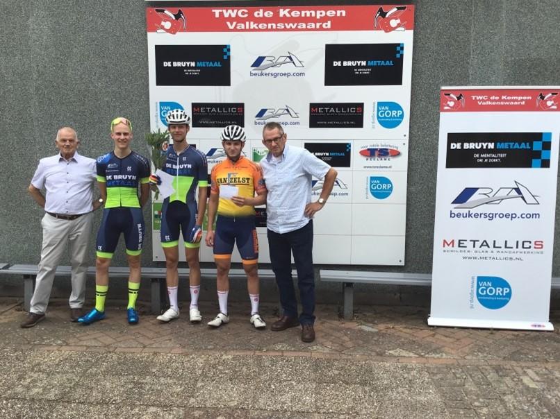 Winnaars groep A